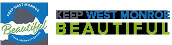 Keep West Monroe Beautiful Logo